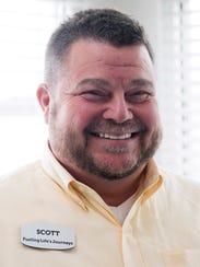 Scott Klepper, senior manager of facility revenue atPilotFlying