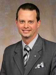 Benjamin D. Goss, assistant professor of entertainment and sport management in the Department of Management at Missouri State University