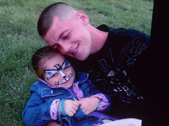 The defense argued that Leo Ackley loved his girlfriend's daughter and showed a picture of them together before Baylee Stenman died.