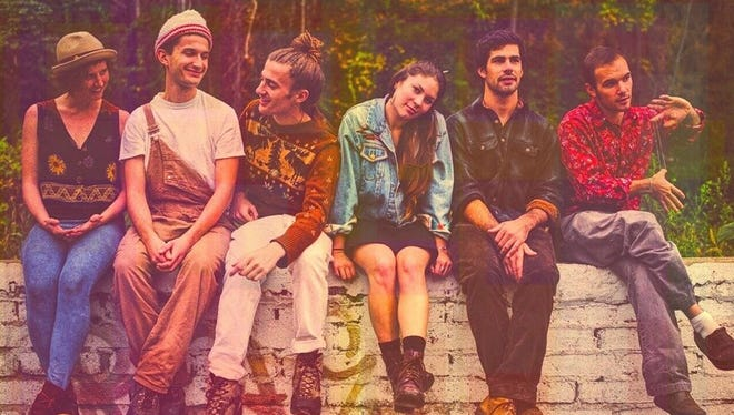 Midnight Snack plays at Asheville Music Hall on April 22.