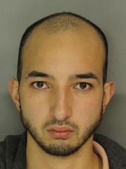 David Gualteros, 21, of Newark.