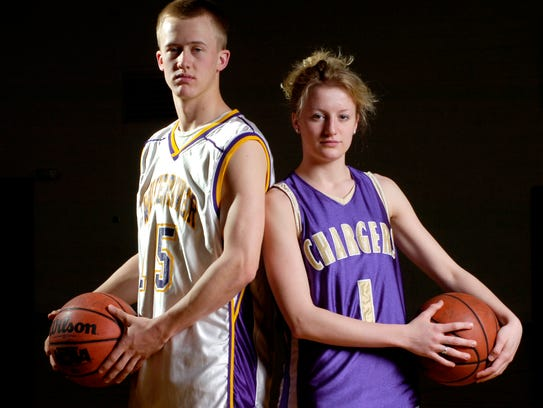 2008: Alexis Yackley, Sully Buttes (pictured with Louie