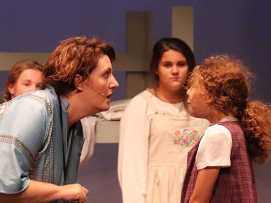 "All ""Anne"" shows begin at 7 p.m. Aug. 3-4 and Aug. 9-11. There are 2 p.m. matinees on Aug. 5 and 12."