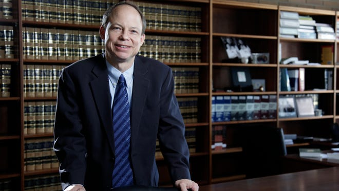 Santa Clara County Superior Court Judge Aaron Persky in 2011. He is drawing sharp criticism for sentencing former Stanford University swimmer Brock Turner to only six months in jail for sexually assaulting an unconscious woman.
