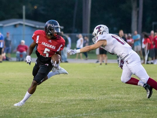 Tate vs West Florida football