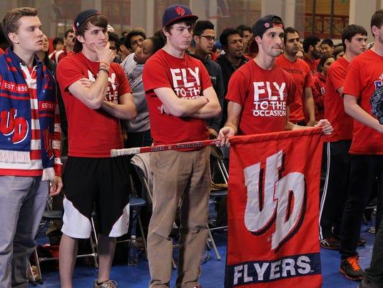 USP NCAA Basketball_ Dayton Campus Scenes