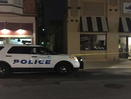 Cincinnati police are investigating after a woman was