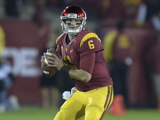 NCAA Football: California at Southern California