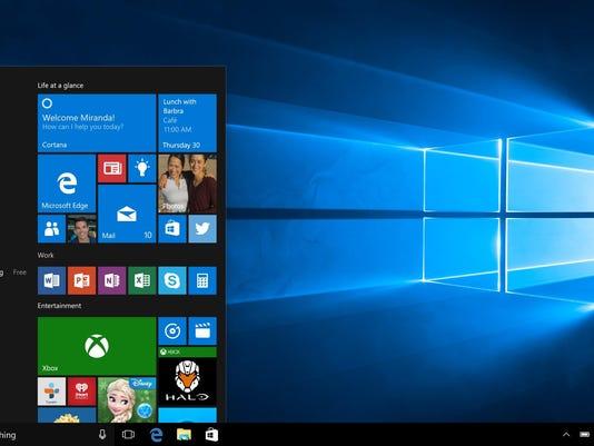 Windows 10 - c