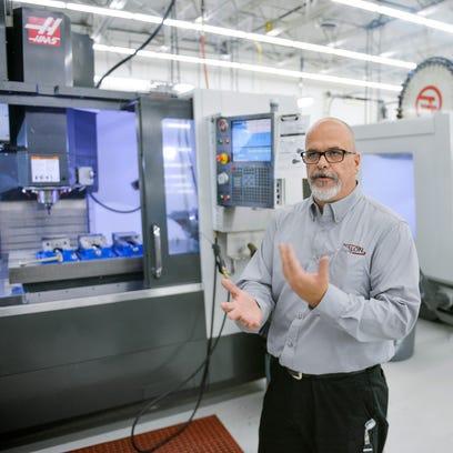 CNC drives business, growth at Talon Innovations