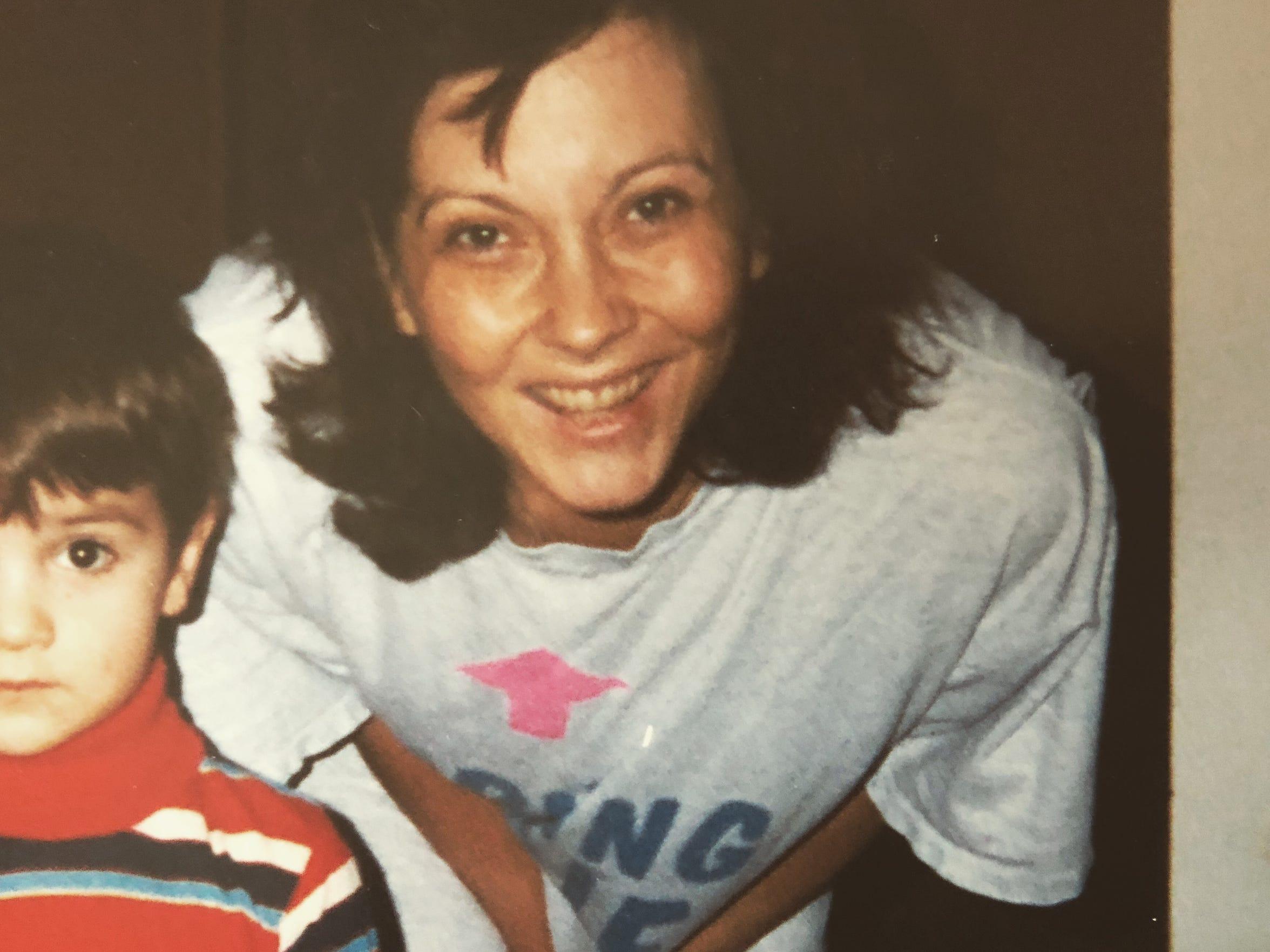 Angela Klier-Brunk, 60, of Des Moines, died Saturday,