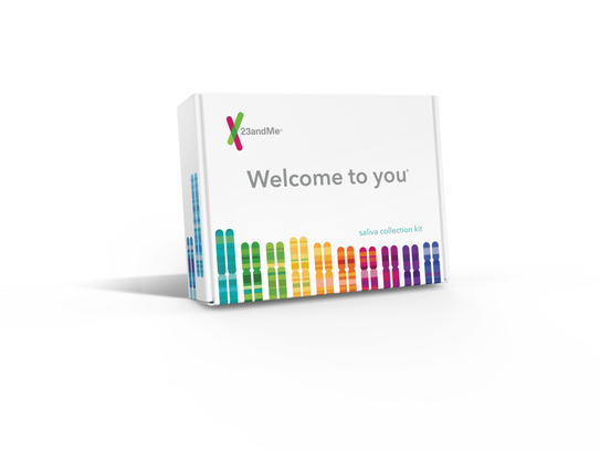 23andMe is a do-it-yourself DNA test.