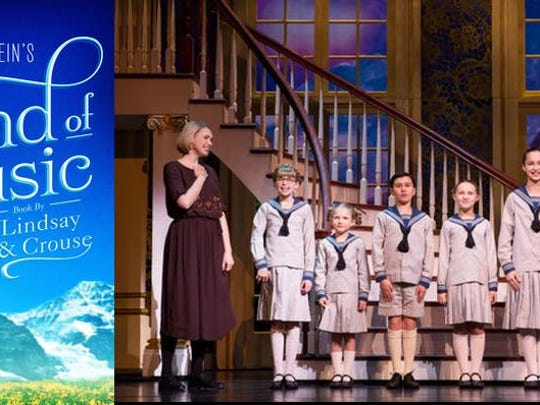 """The Sound of Music"" is in Evansville Tuesday at Aiken Theatre."