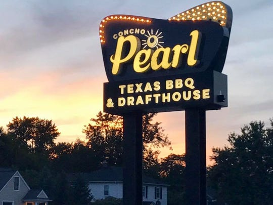 Concho Pearl Texas BBQ & Drafthouse sign up in Michigan.