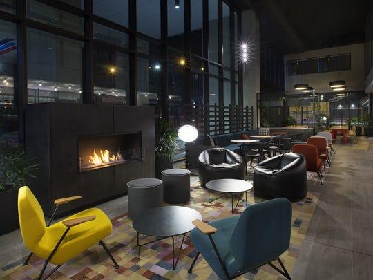 The Aloft Perth hotel in Australia.