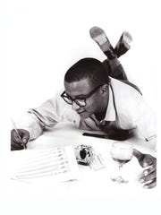 Billy Strayhorn, 1915-1967, was one of the greatest American jazz composers of the 20th century. He wrote a great portion of the Duke Ellington Orchestra's repertoire.