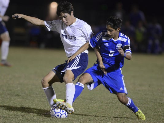 High School Soccer: Heritage at West Shore