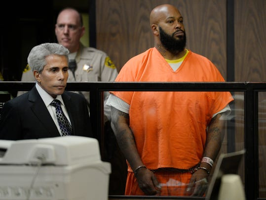 Marion Suge Knight, David Kenner