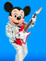 Mickey Mouse will be the ringleader of all the fun.