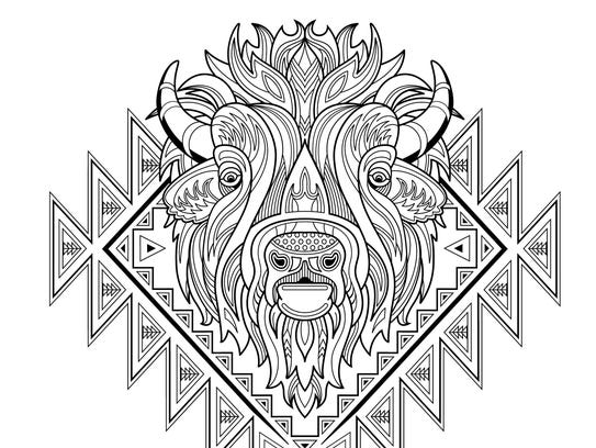 yellowstone coloring pages - photo#29