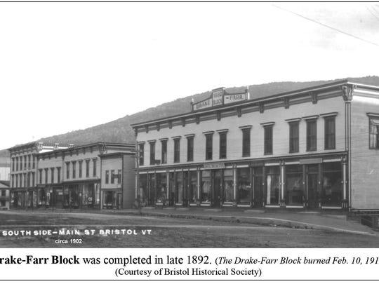 1892 - Drake Farr Block