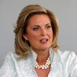Ann Romney has written a book featuring family recipes and stories.