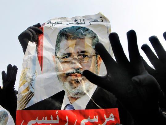 AP Mideast Egypt