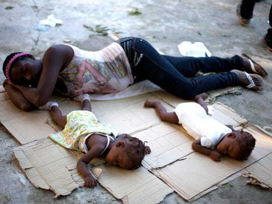 dominican expel haitians