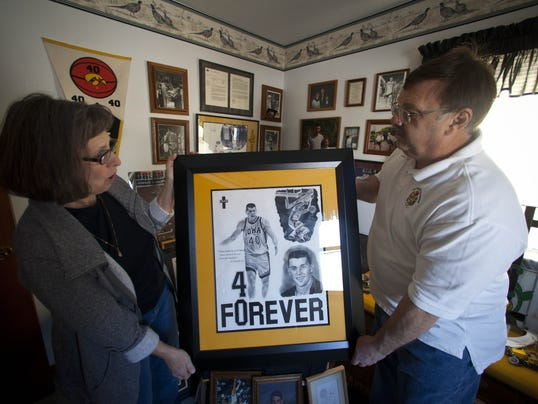 Former Hawkeye Chris Street S Legacy Lives On