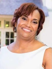 Zettra Goodman Waters, an alumna of Camden High School,