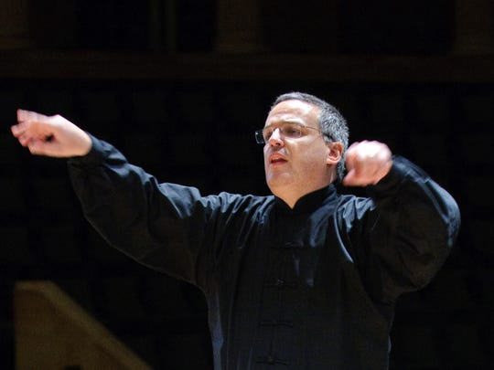 Stefan Sanderling, Principal Conductor of the Toledo Symphony.