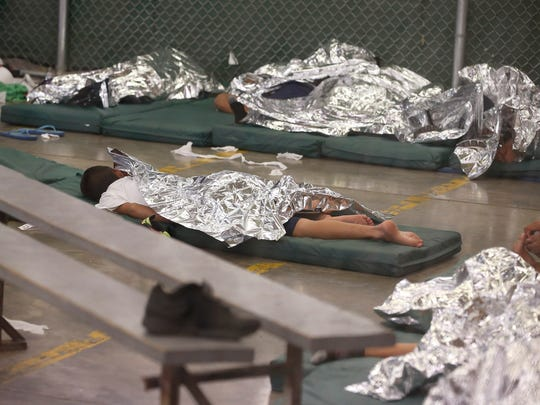 Child abuse must never be a part of border security policy.
