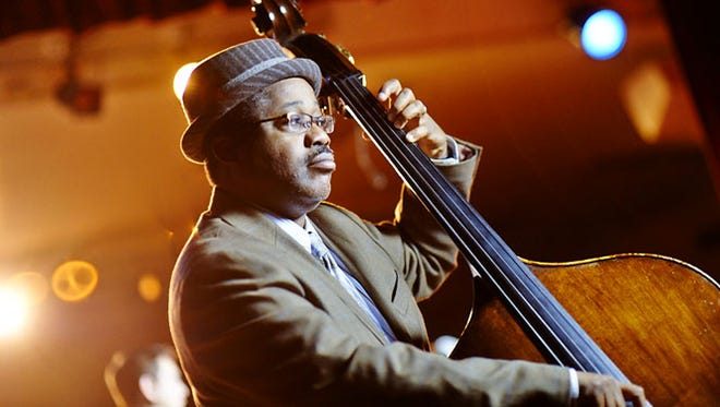 Rodney Whitaker, director of Jazz Studies at Michigan State University, has built the program's reputation in 15 years, giving Greater Lansing an unusually vibrant jazz scene.