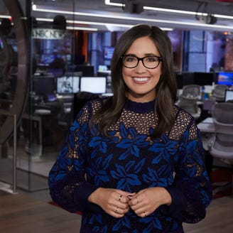 How I became a journalist for the younger generation: 'Stay Tuned' host Savannah Sellers