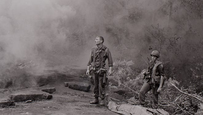 'The Vietnam War' documentary, PBS, by Ken Burns.
