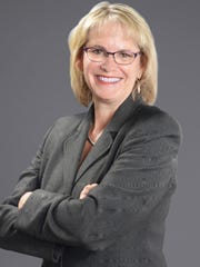 Kaye Mack, Mortgage Sales Manager for American Bank