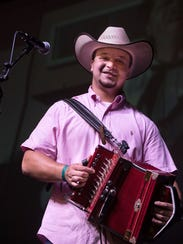 Rusty Metoyer of Lake Charles has recorded two CDs,