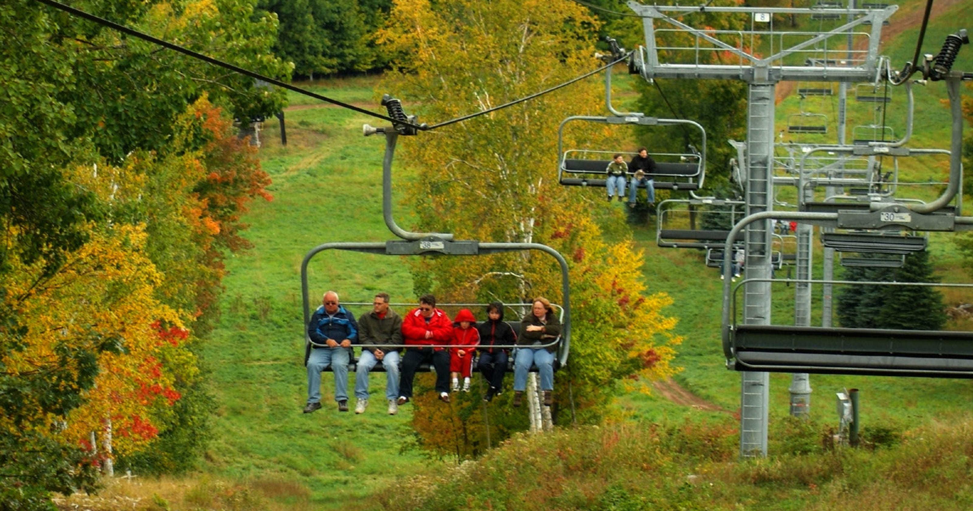 Beef A Rama Fall Colors Comet Sky Ride And More To Do