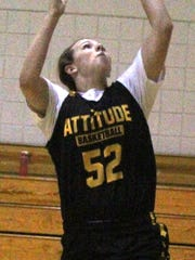 Kristyn Archuleta is one of seven returning seniors