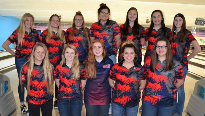 Creek Wood's girls bowling program qualified for its first TSSAA state tournament appearance.