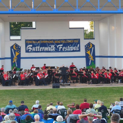 The Fond du Lac Symphonic Band opened its 28th season at the Buttermilk Performance Center in Fond du Lac with a concert.