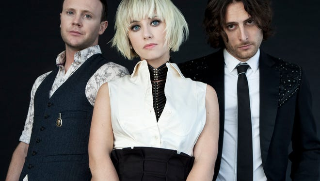 The Joy Formidable performs Thursday at Vinyl Music Hall.