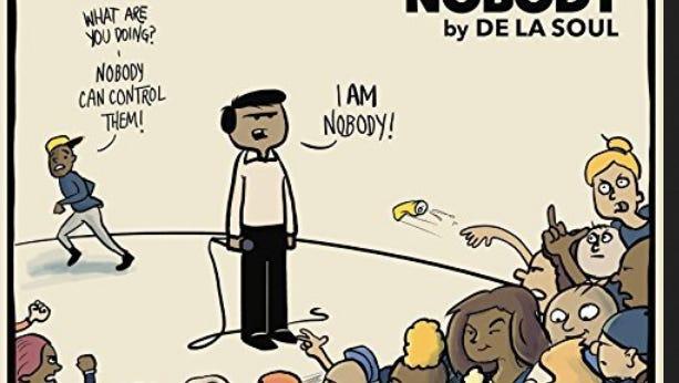 De La Soul, 'And the Anonymous Nobody'