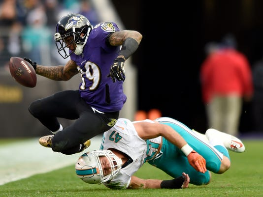Ravens New Grass Field Draws Mostly Praise Some Criticism
