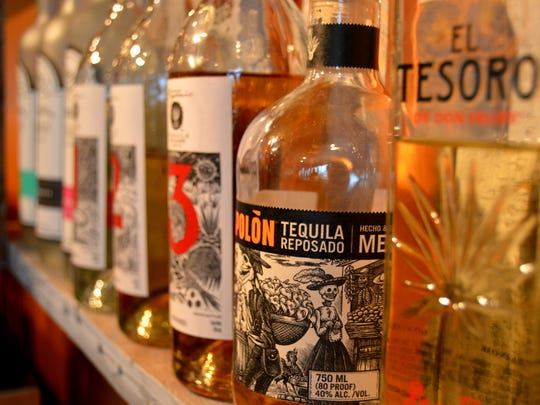 "An avid fan of tequila, Dewey Beach Club co-owner Jeff Treacy made sure his bar was stocked with a, ""nice assortment."""