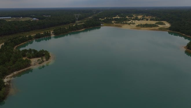 Winslow police cracked down on illegal activity at a state-owned quarry on Piney Hollow Road over the Memorial Day weekend.