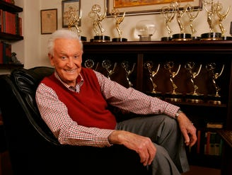 Former 'Price Is Right' host Bob Barker, 94, is hospitalized due to back pain