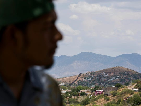 Nelson Gabriel Valladares Funes traveled from Honduras to Nogales, Sonora, with plans to cross the border into the United States. He said neither being kidnapped by cartel members nor the threat of the desert heat would deter him.