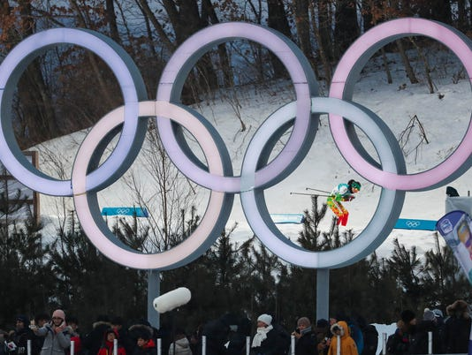 USP OLYMPICS: CROSS COUNTRY SKIING S OLY KOR