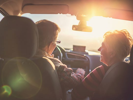 When driving with hearing loss, turn down the radio